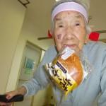 3パン食い岸 テル子氏